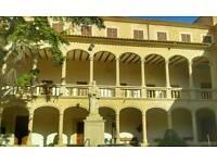 Palma de Mallorca monastery