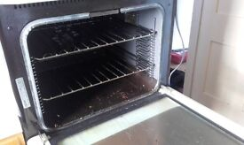 Stoves gas oven and grill combo