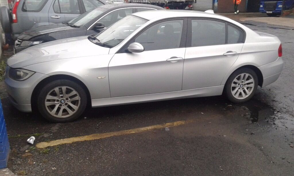 2007 BMW 320D 6 SPEED ( SWAP PX)