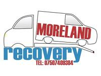 Moreland recovery and transport