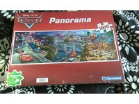 Disney Cars 1000pc jigsaw .New Unopened