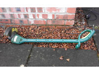 Corded electric strimmer