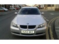 BMW 3 series- 320- 2L Diesel- silver- New in stock-