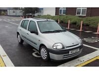 2000 renault clio 1.2 grande only 71000 miles
