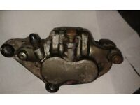 YAMAHA DIVERSION 600 FRONT LEFT DISC BRAKE CALIPER 1998