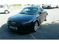 2002-Audi tt 1.8 Quattro coupe with service history