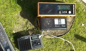 RADIO LOT VARIOUS UNTESTED RADIOS LOT 1