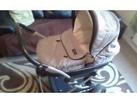 Mamas Papas travel system needs gone, open to offers (cost over £900) 3 in 1 and more, pram