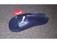 Puma men slider Size 10 (44)
