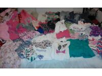 Large bundle girls clothes 4-5 years