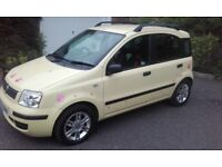 Fiat panda eleganza 1.2 semi automatic car