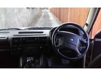 LAND ROVER DISCOVERY 2 Td5 Auto 2003. 7 seats, auto, towbar rear pri vcy glass good clean vehicle