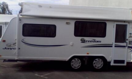 JAYCO FREEDOM 2005   POP TOP CARAVAN Wangara Wanneroo Area Preview