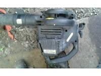 Mccullock petrol leaf blower