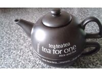 Teapot for One and cup