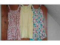 GIRLS SUMMER CLOTHES.