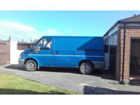 2002 FORD TRANSIT 260 SWB LOW MILES £1100 PX VANS WELCOME ??