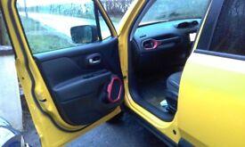 Jeep Renegade Trailhawk, 31k , 4x4 auto, Leather electric adj & heated seats.