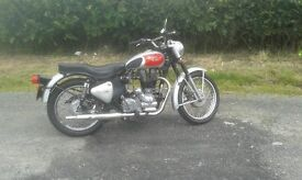 Classic motorcycling with modern reliabilty
