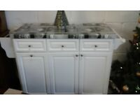 Kitchen island great condition £80.00