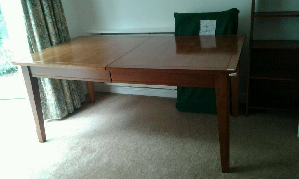 Marks Spencer Dining Table With Extension Piece In Pon Merseyside Gumtree