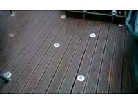 4:5m x3 m x22 mm decking for sale