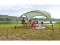 coleman event shelter rrp.£275 comes with all 4 sides 3.5m x 3.5m used only 2 or 3 times VGC