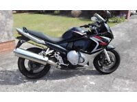Suzuki GSX650F in lovely condition with only 5215 miles