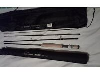 Cortland Desire 9ft 6, 7wt Fly Fishing Rod Brand New