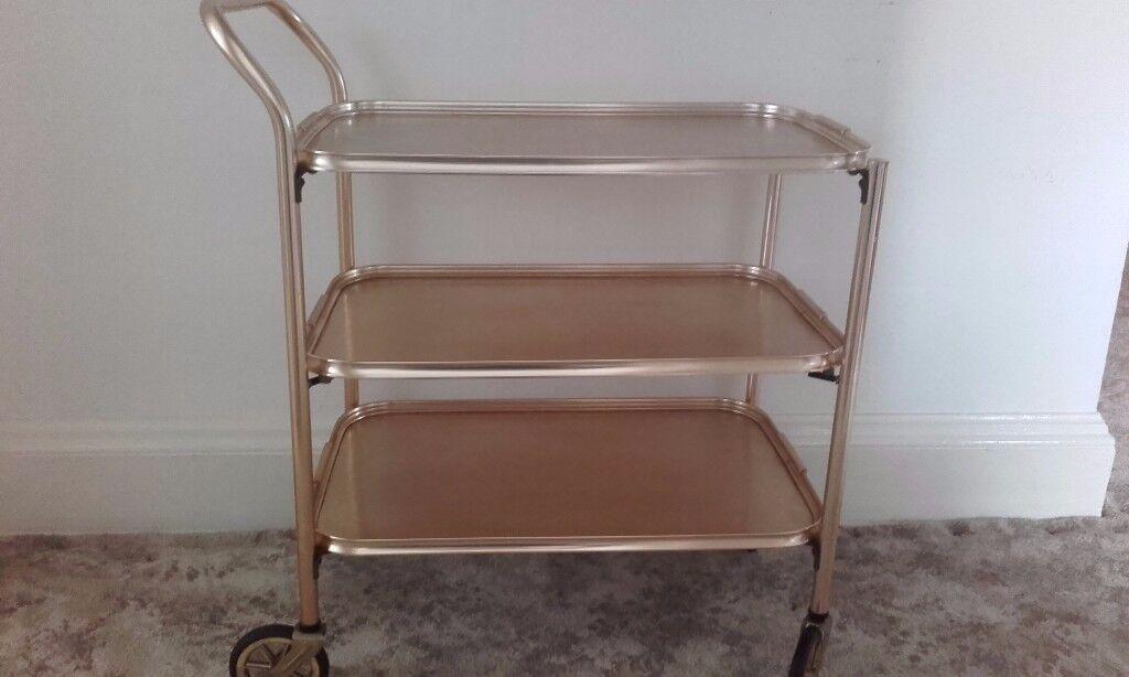 Vintage Hostess/Drinks Trolley