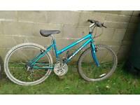 Mountain bike apollo ladies