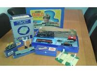 Vintage Hornby Dublo Train set and power control box