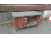 free to collect rabbit hutch