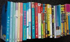 Joblot children's paperback books in great condition