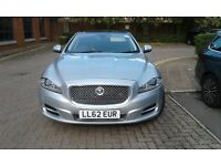 Jaguar XJ 3.0 TD Luxury (LWB) 4dr (start/stop)