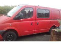 Mtl removals man with van