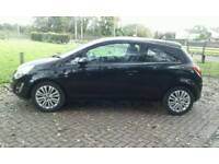 VAUXHALL CORSA D EXCITE ,FACELIFT 2011,only 49800 miles