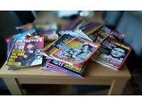 Crime magazines collection