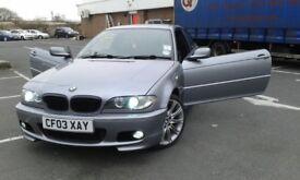 BMW 3 series Msport coupe