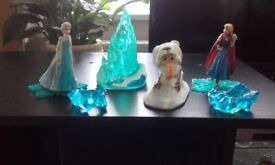 Frozen characters for girls fish tank