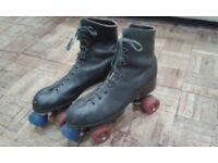 Roller Skates 1980s Vintage