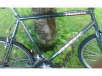 Mens corniche classic shimano 21 speed mountain bike