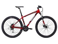 giant talon mountain bike same as picture for sale or swap can only say no