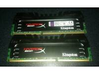Kingston HyperX Beast (2 x 4gb) DDR3