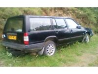 VOLVO 940 2.3 TURBO ESTATE MANUAL .. SPARES REPAIR OR DRIFT PROJECT??