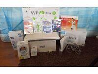 Wii fit plus wii balance board etc