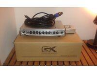 Bass amp head Gallien Krueger mb500
