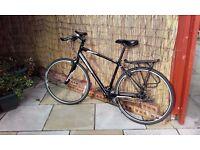 Specialized Hybrid Sirrus Sport Bike colour Black.