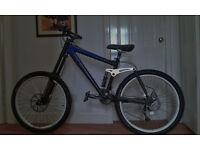 Kona stinky downhill/freeride type mountain bike