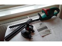 Bosch Cordless Hedge Trimmer. AHS 41 ACCU As new